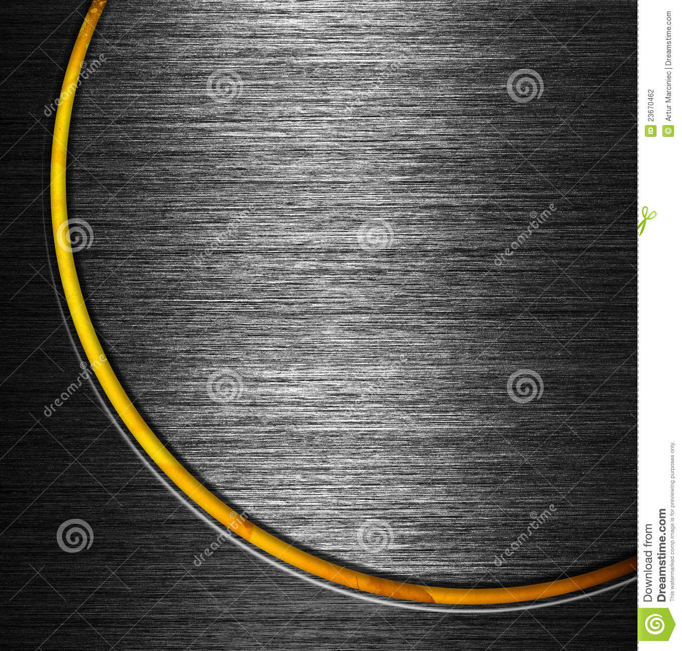 brushed metal plate template background stock photo image of plate