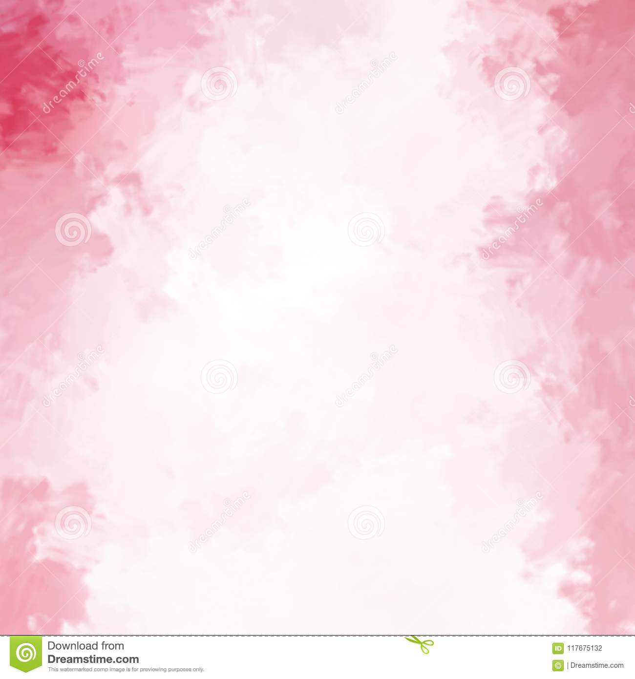 Brushed Painted Abstract Background Brush Stroked Abstract