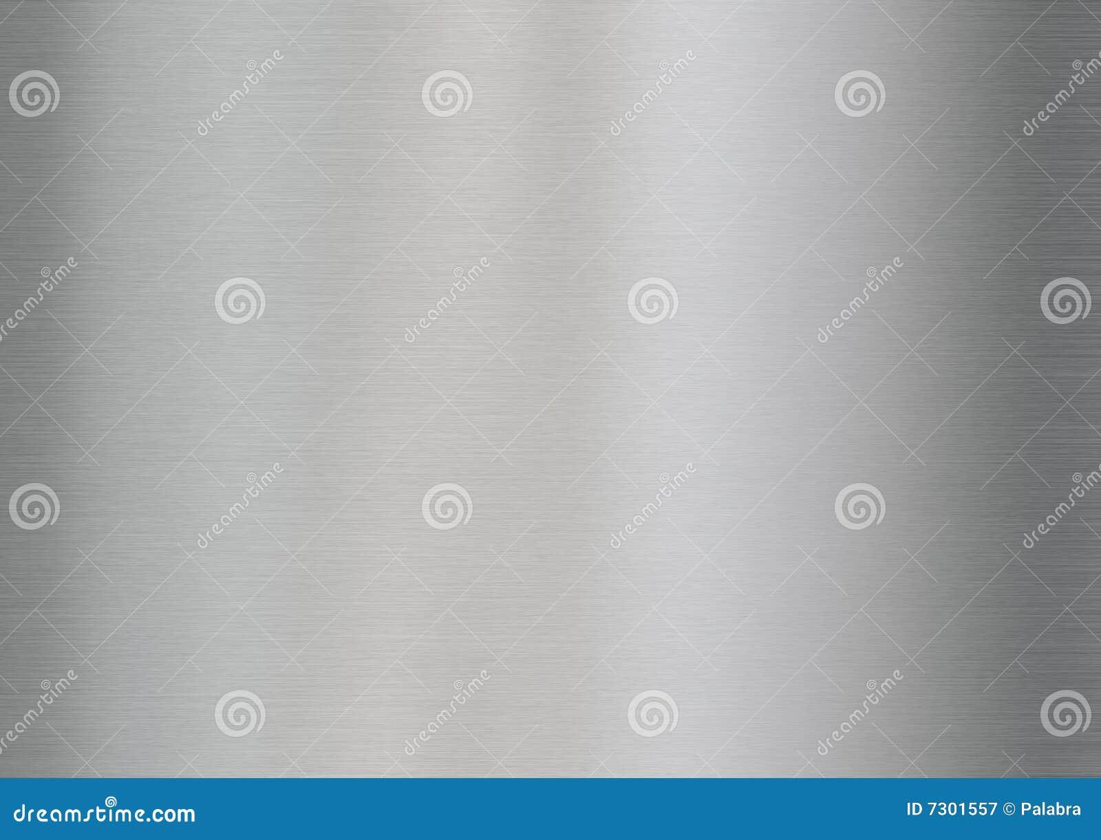 Brushed Steel - vertical