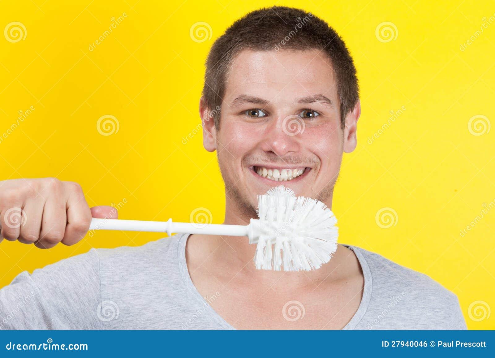 Oral hygiene in toilet 4 8