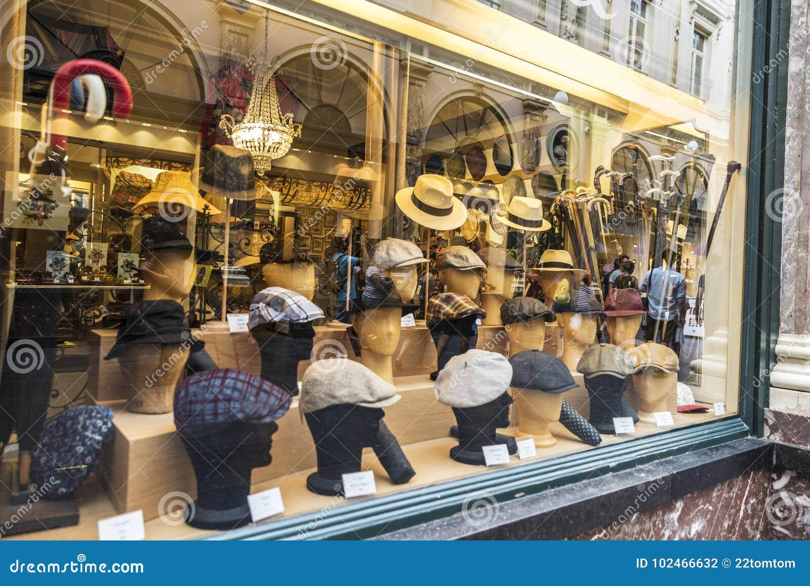bd7496268a7ec Millinery Store In Brussels
