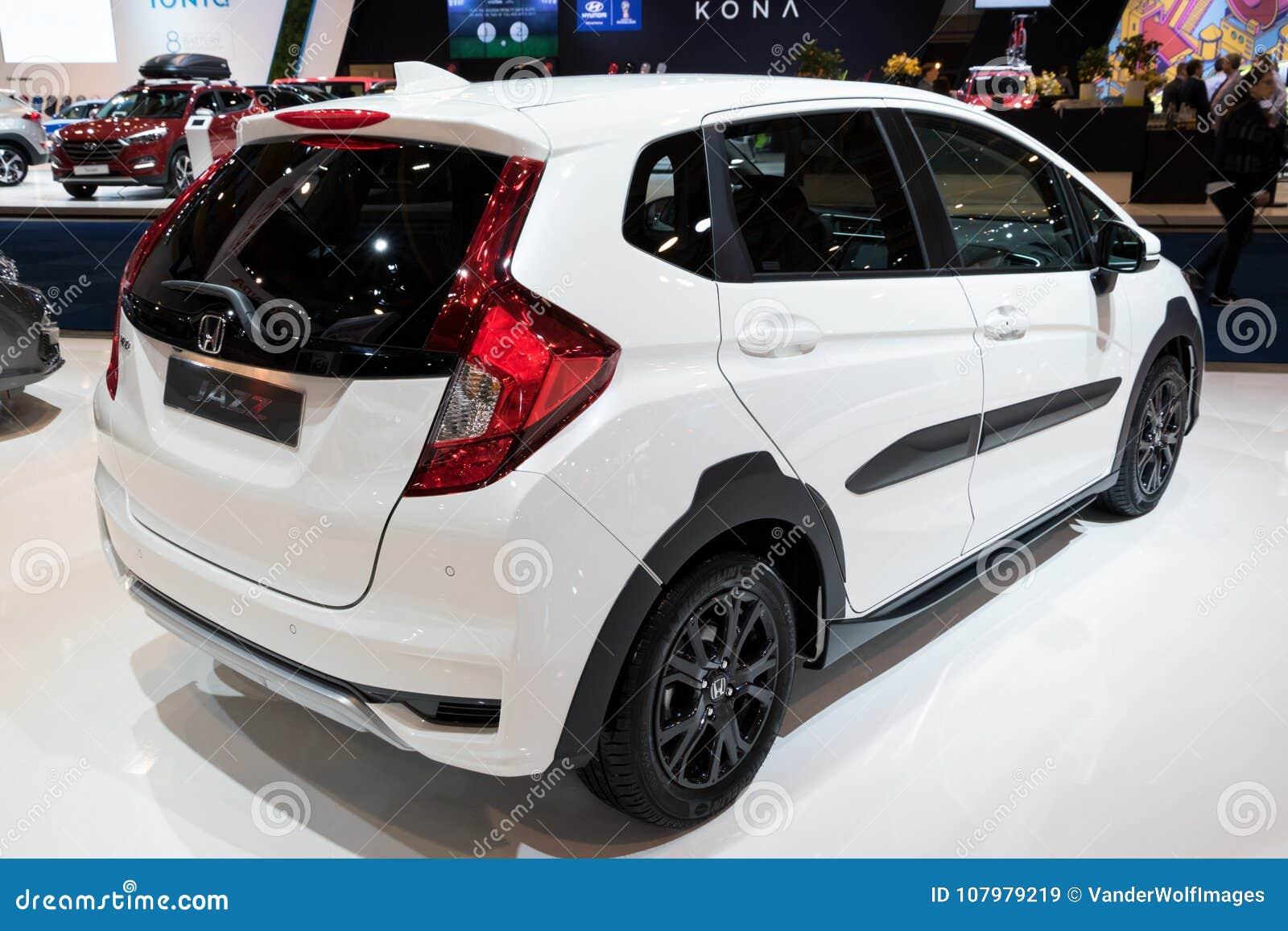 Honda Jazz Car Editorial Stock Image Image Of Economic 107979219