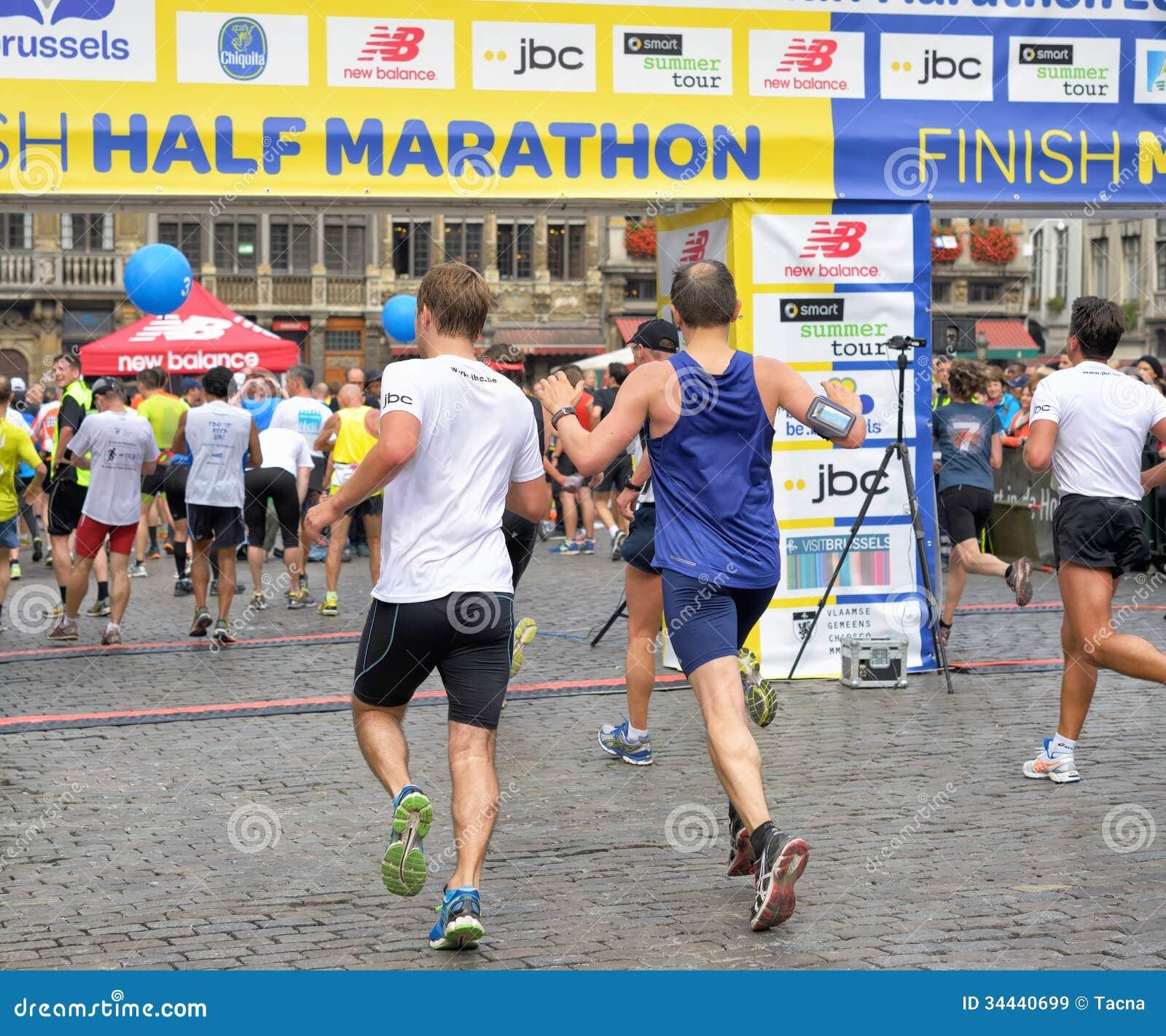 Brussels Marathon 2013