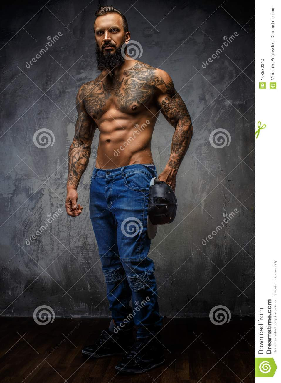 Removed (has Men with beards tattoos and muscles agree, very