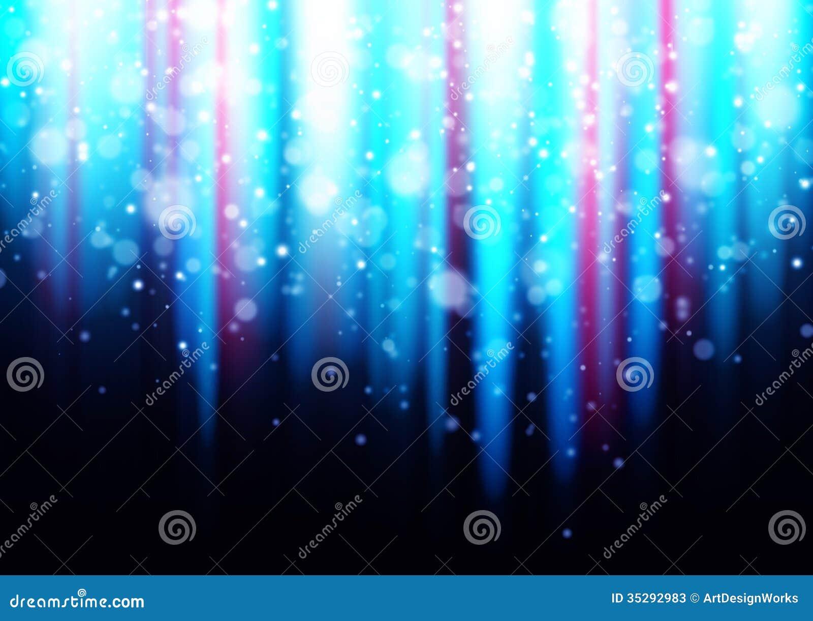 Bruten ljus bakgrund för blå färg