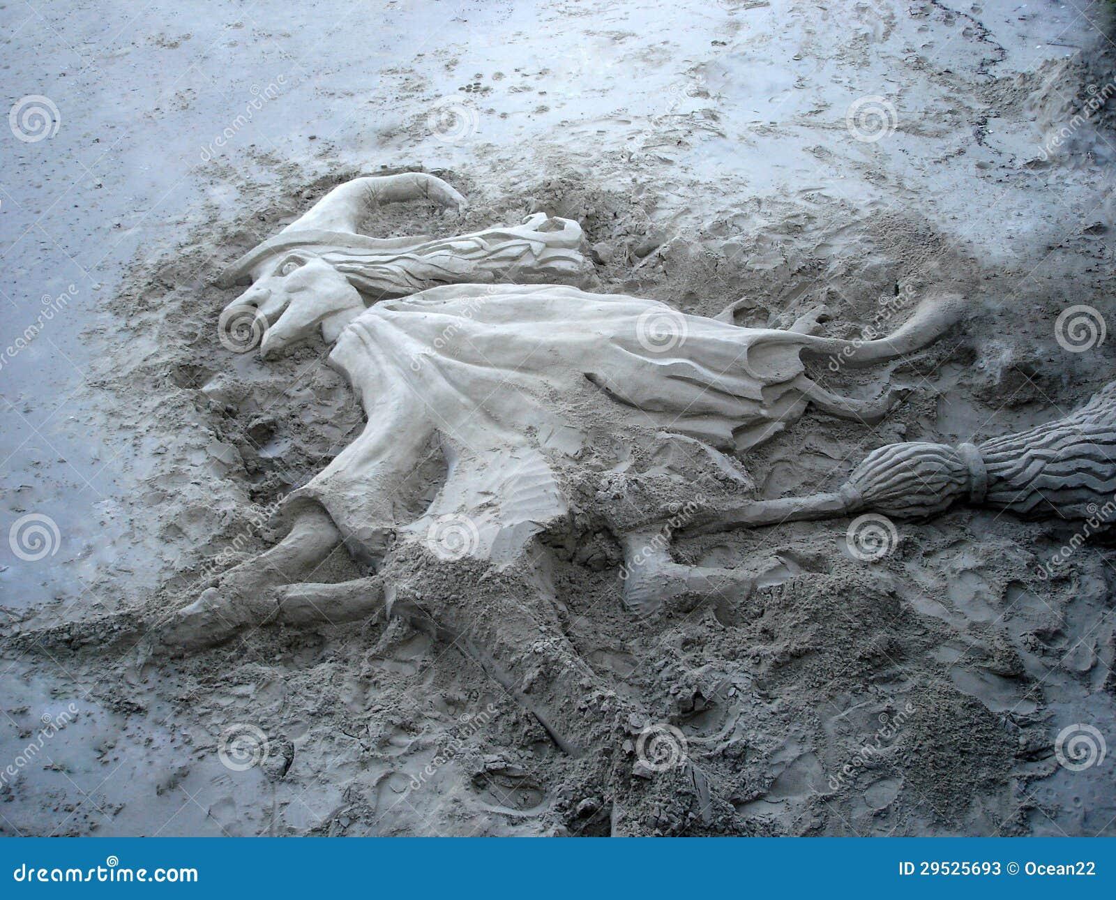 Bruxa da areia