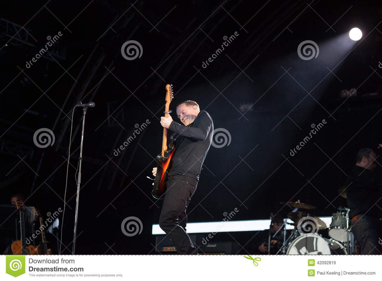 bryan adams live at the westport festival editorial stock image image of performs festival. Black Bedroom Furniture Sets. Home Design Ideas
