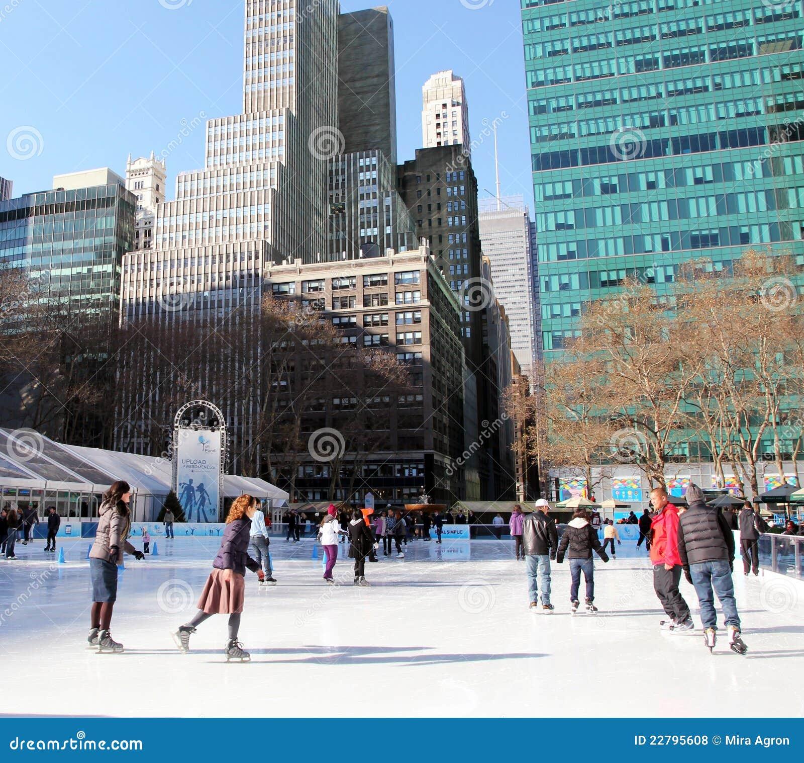 Bryant πατινάζ πάρκων πάγου