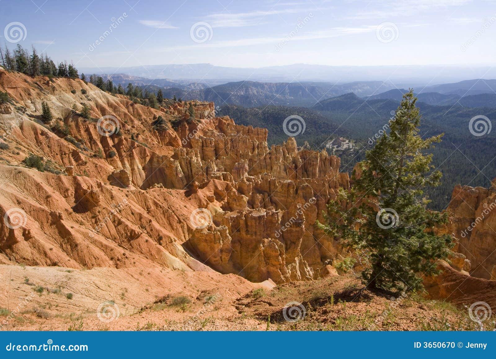 Bryce峡谷国家公园犹他