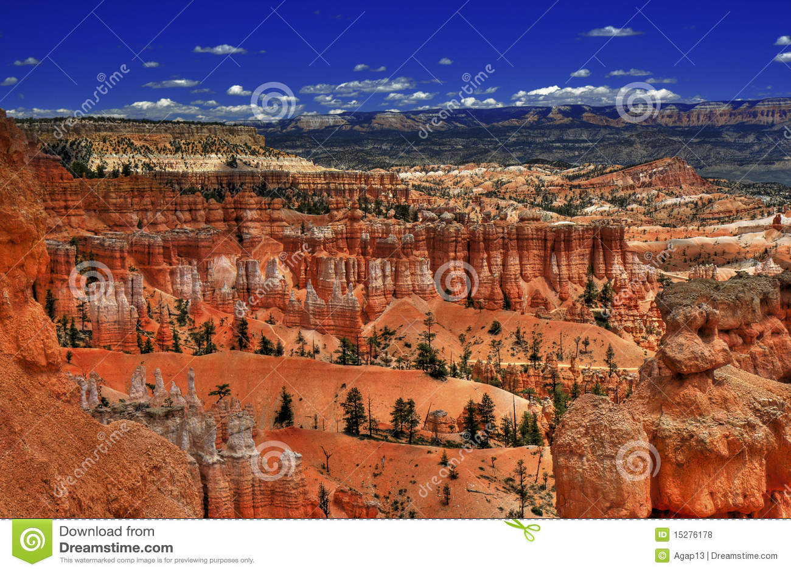 Bryce峡谷np