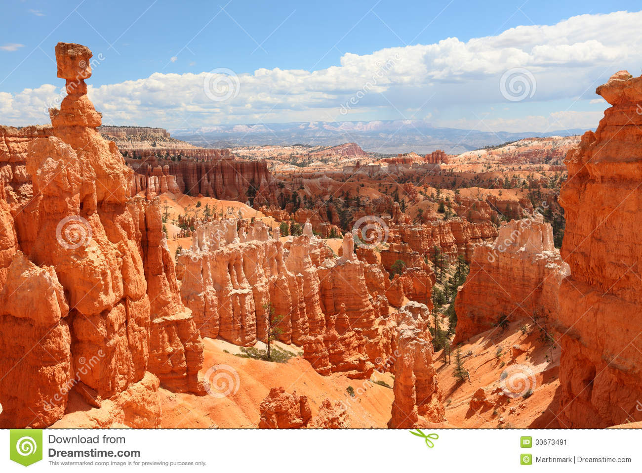 Bryce Canyon National Par United States  city photo : Bryce Canyon National Park landscape, Utah, United States. Nature ...