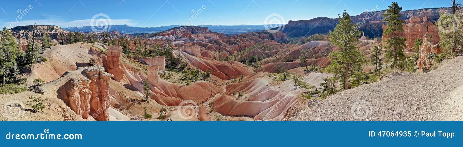 Bryce Canyon National Park Panorama