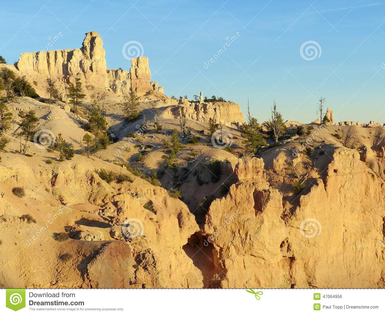 Bryce Canyon National Park Scenic