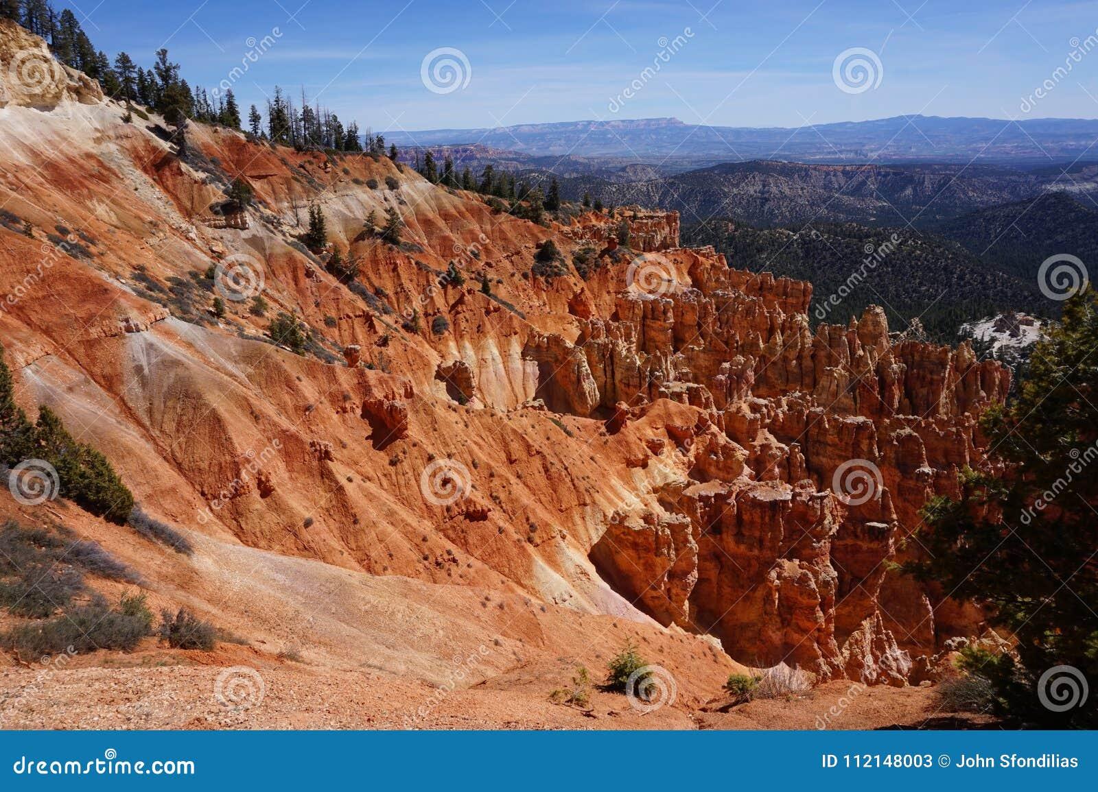 Bryce Canyon rockscape