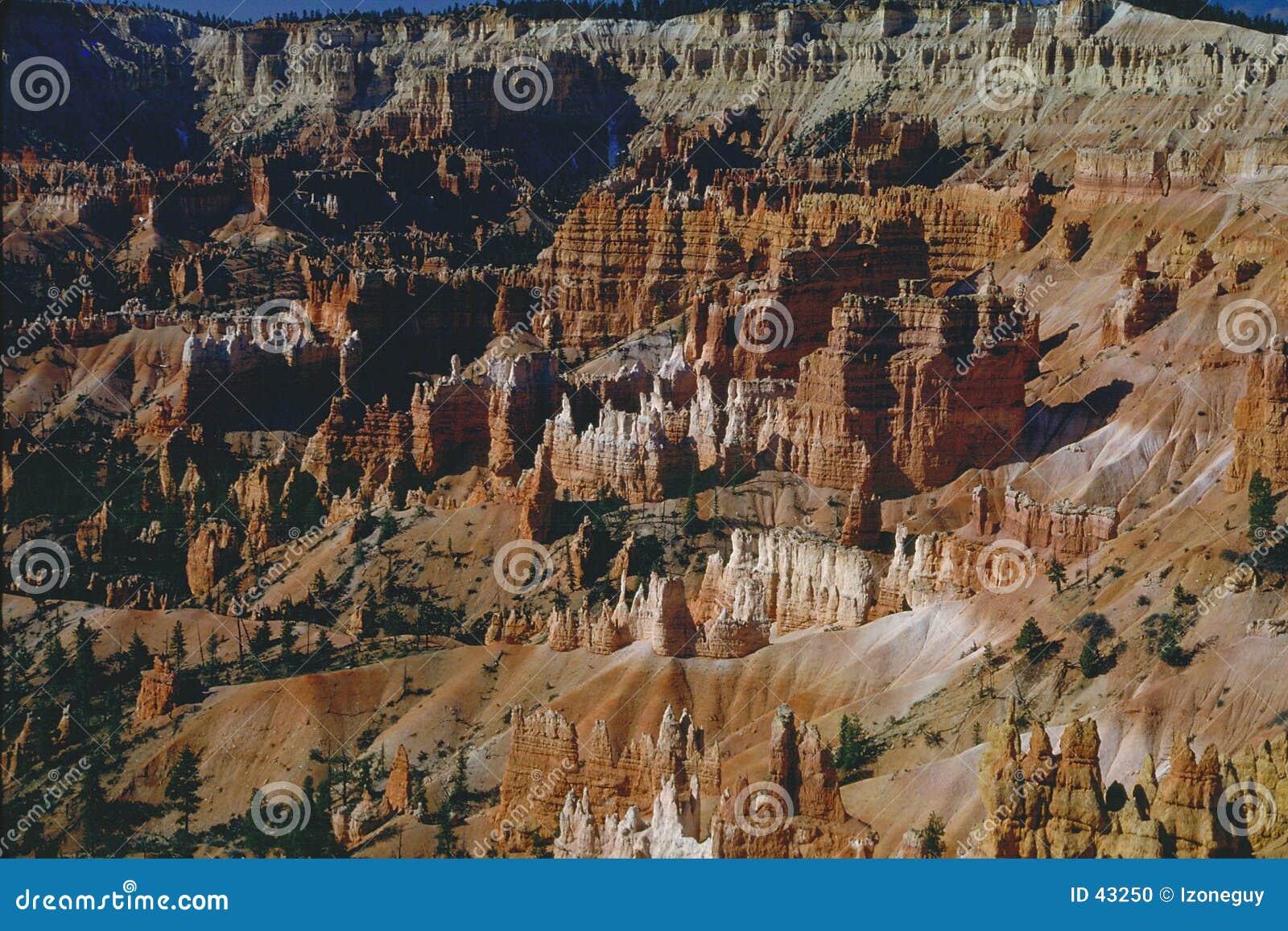Bryce kanion Utah usa