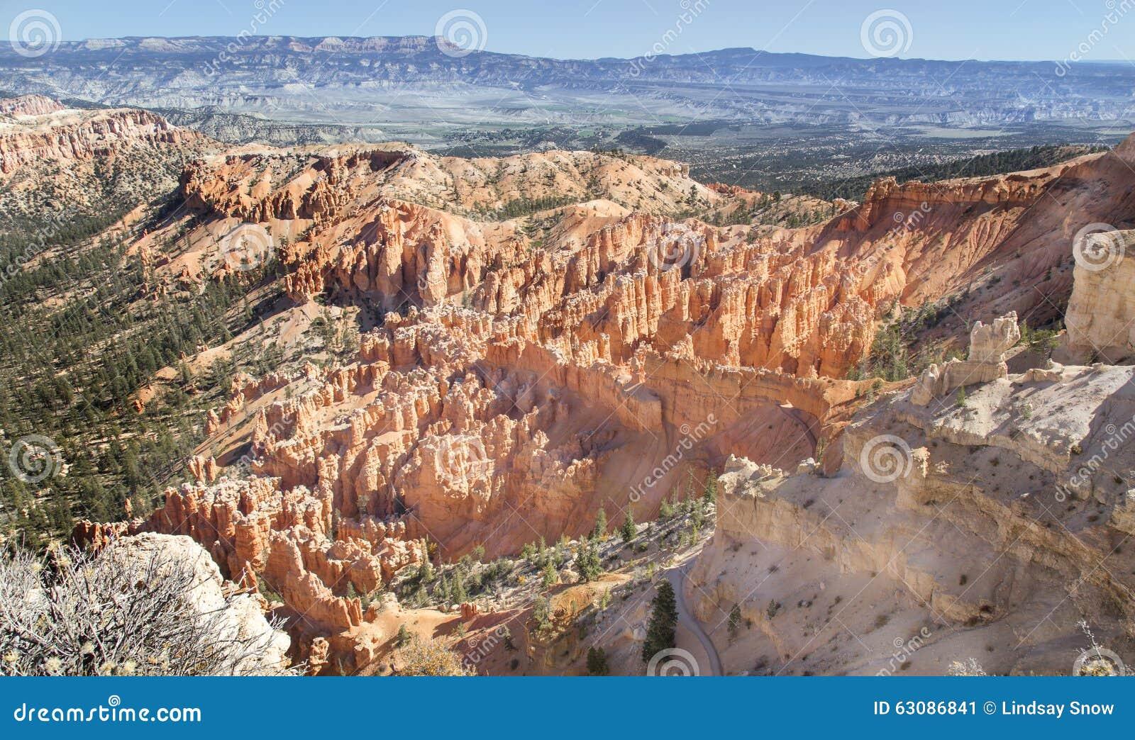 Download Bryce Point image stock. Image du roche, coloré, américain - 63086841