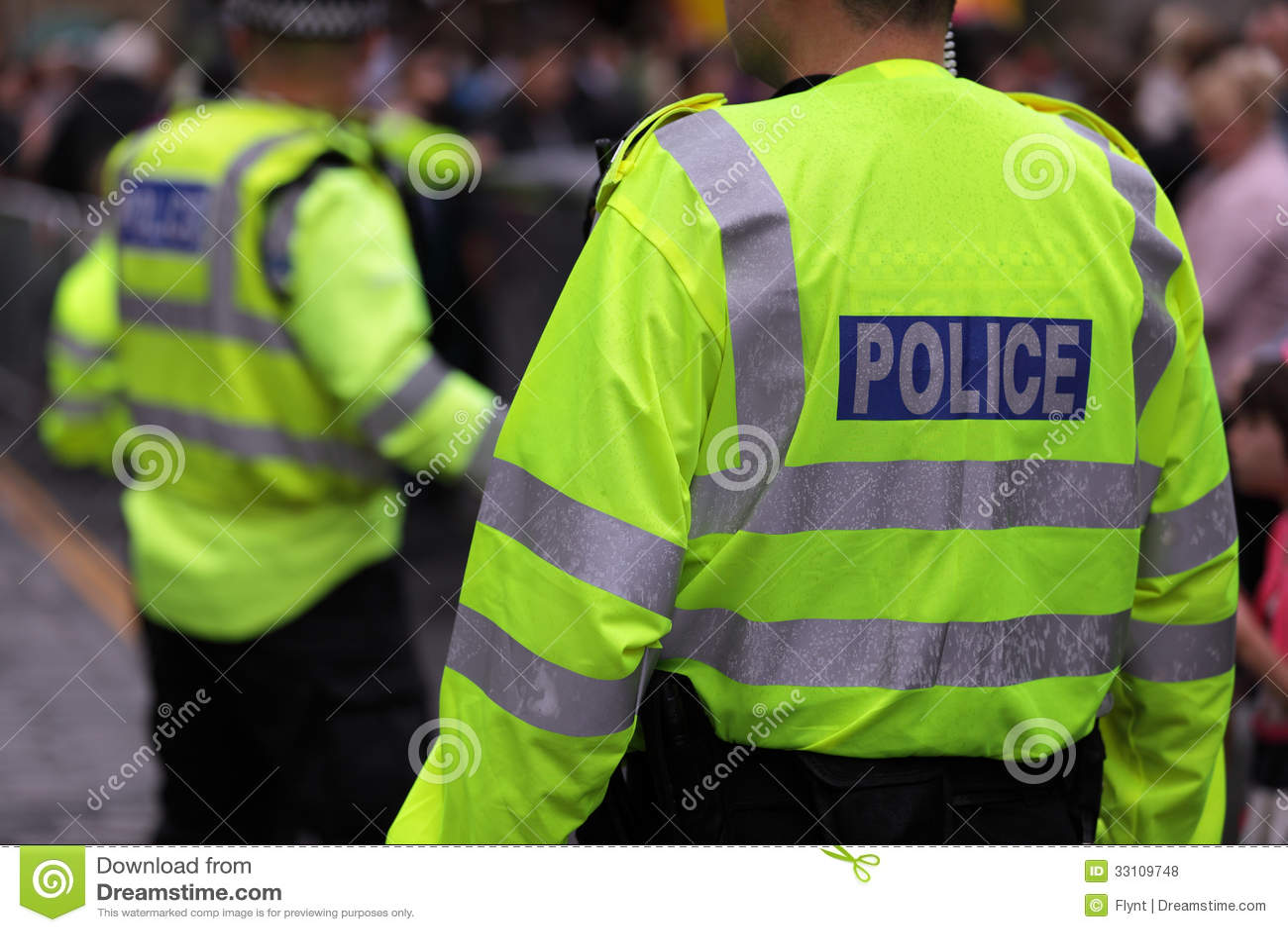 Brytyjski policja