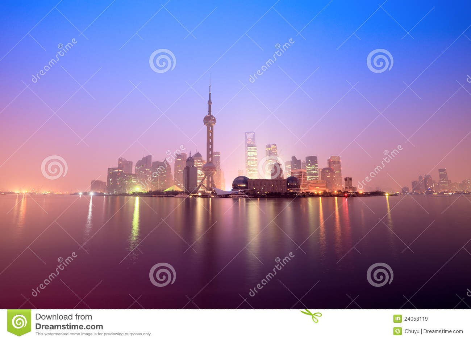 Brzask Shanghai
