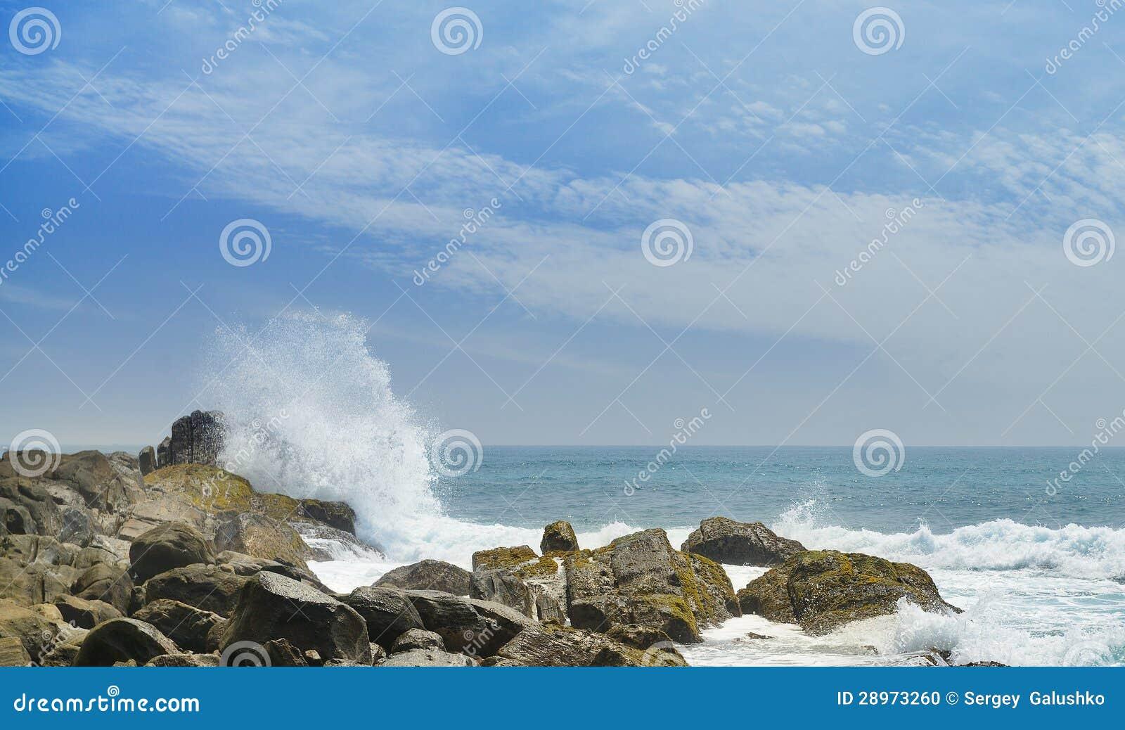 Brzegowy ocean