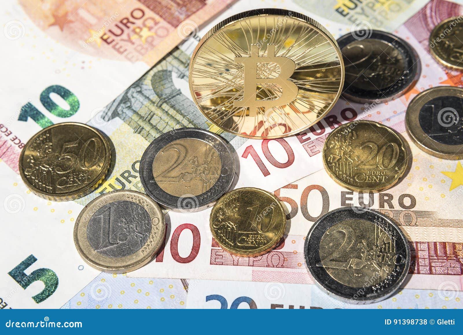 αγοράστε bitcoins στην ανταλλαγή για το ευρώ