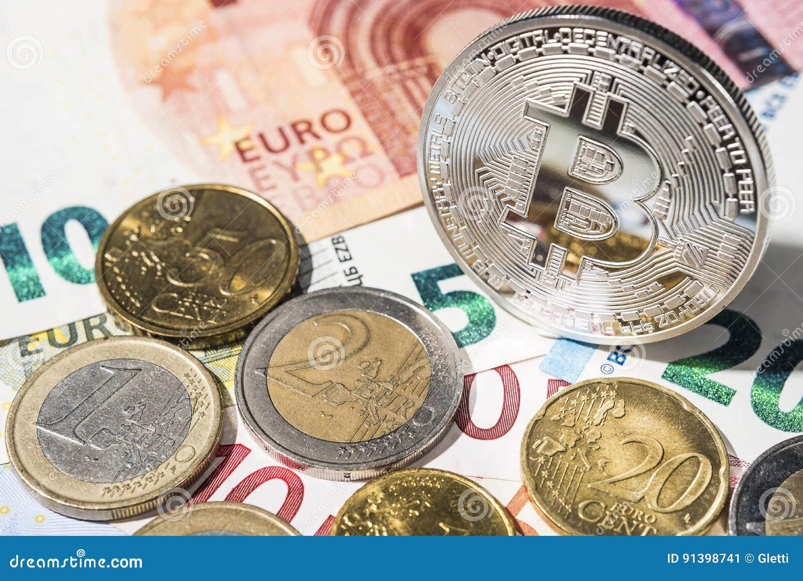 bitcoin ευρω