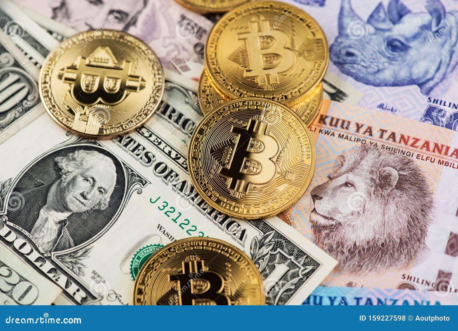 Bitcoin a Scellino della Tanzania