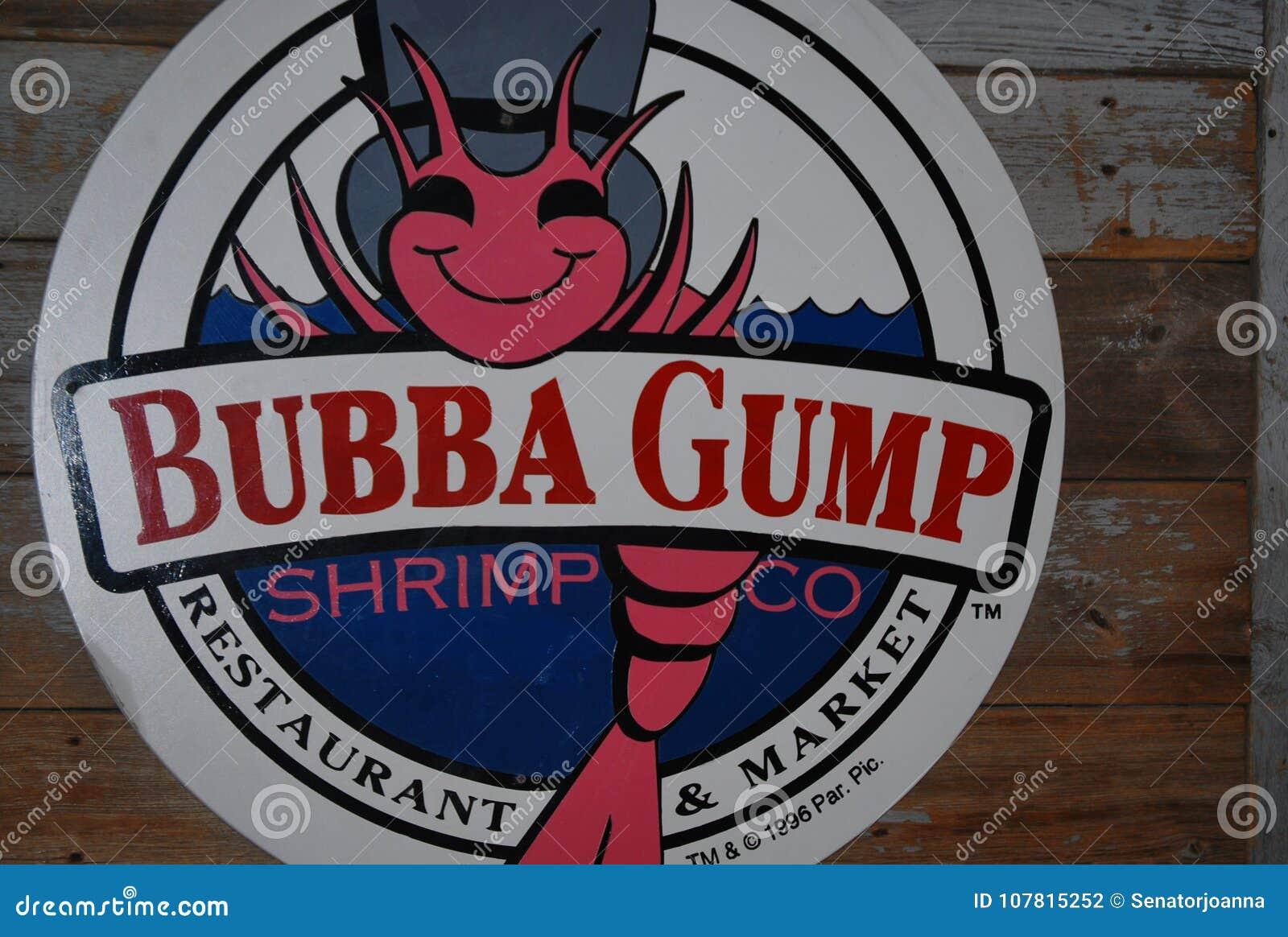 Bubba Gump Garnela Firma restauracja w Miasto Nowy Jork