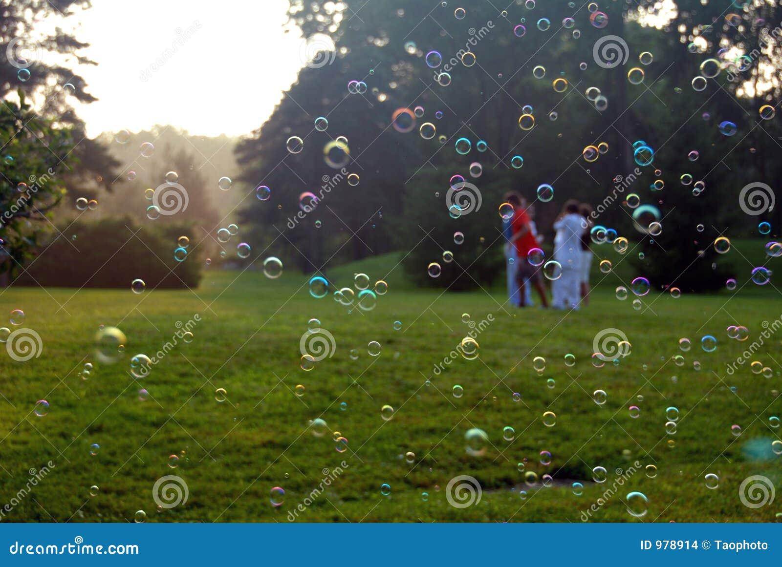 Bubblafärg