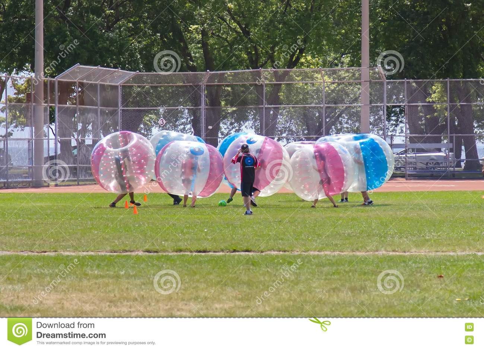 Bubble Madness