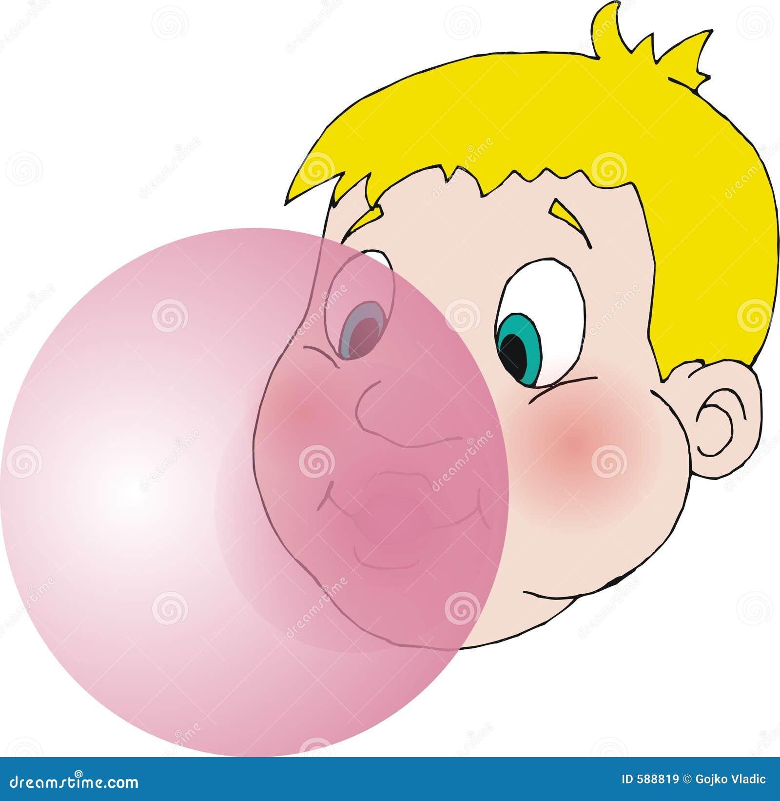 pink bubble gum clipart rh worldartsme com bubble gum machine clipart bubble gum clipart free