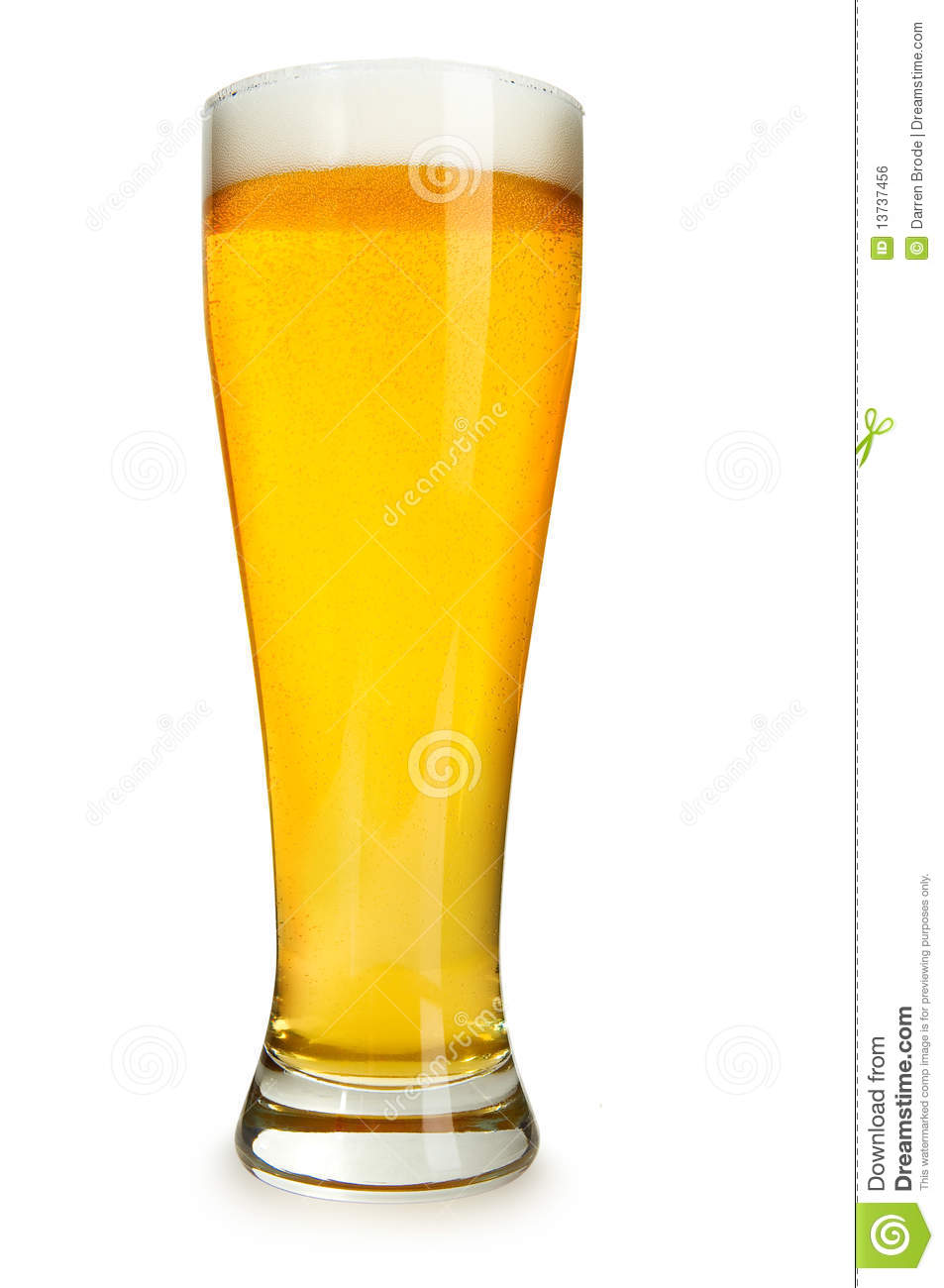 Bubbly Beer