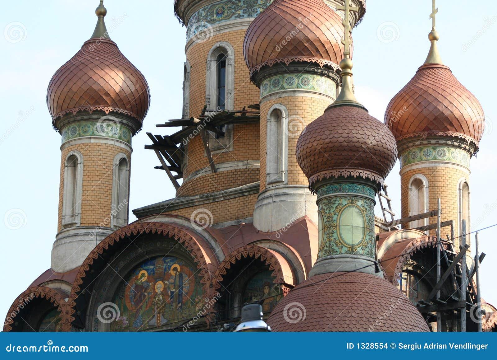 Bucarest - église