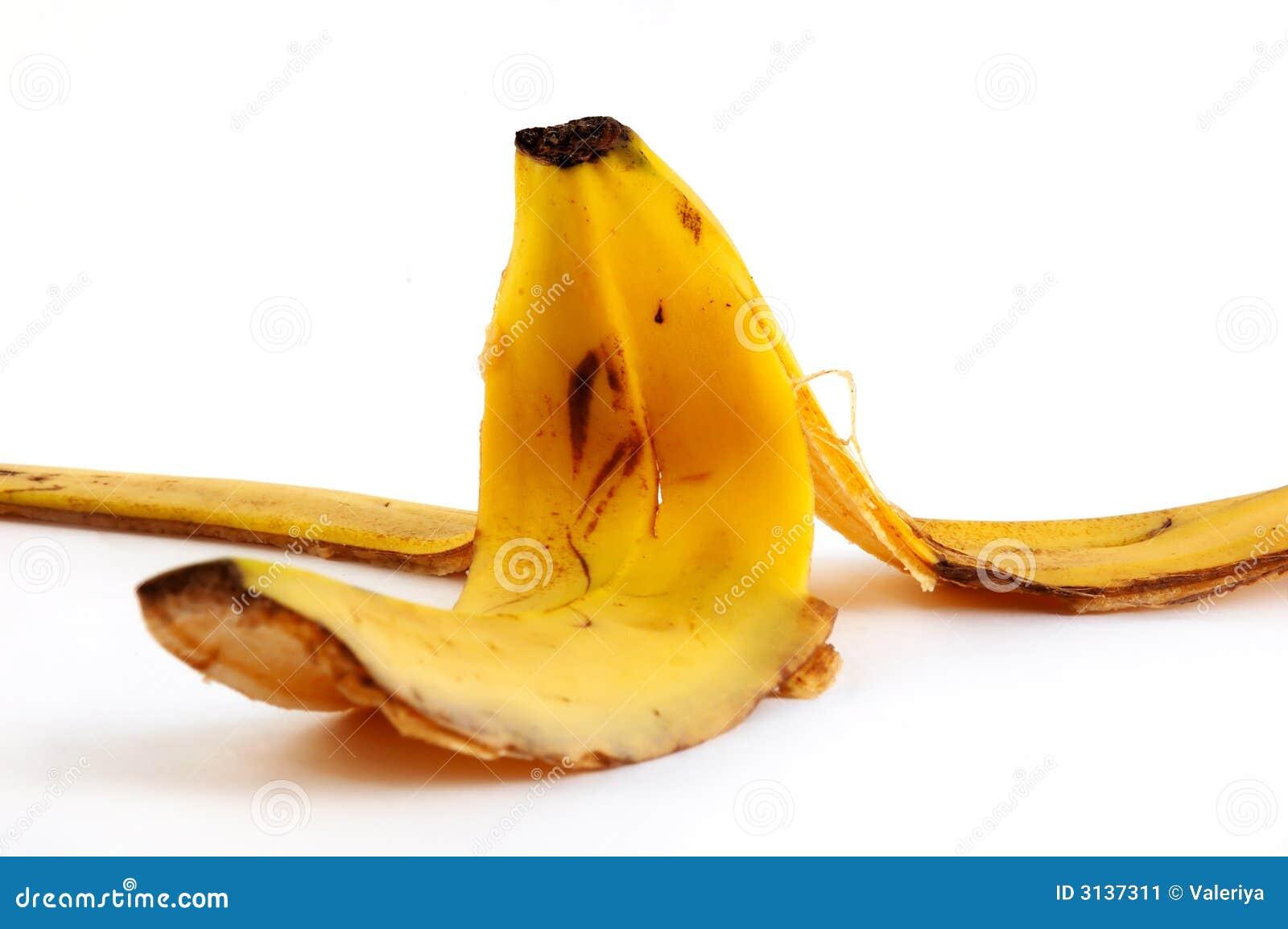 Buccia di una banana