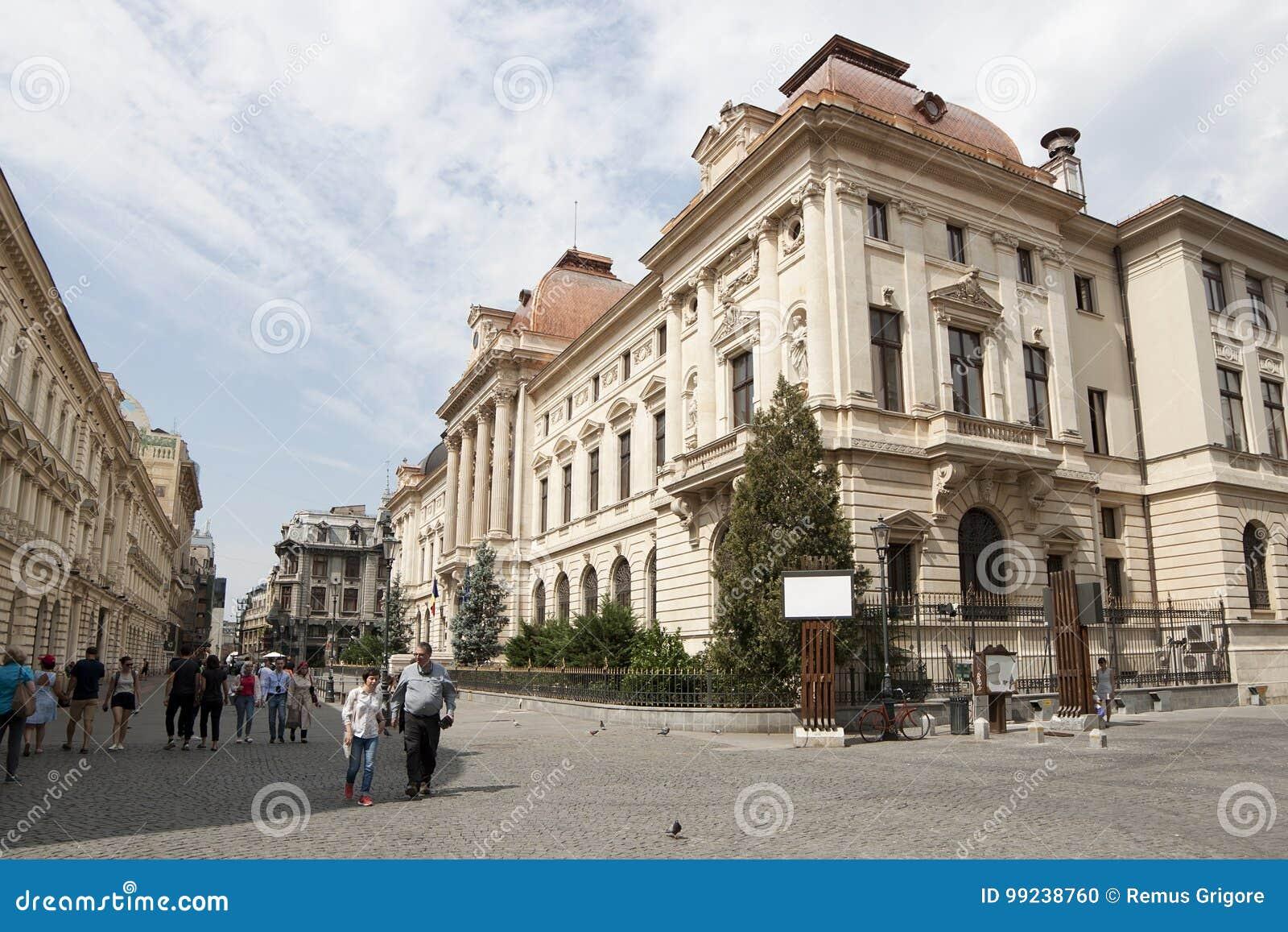 Bucharest śródmieście