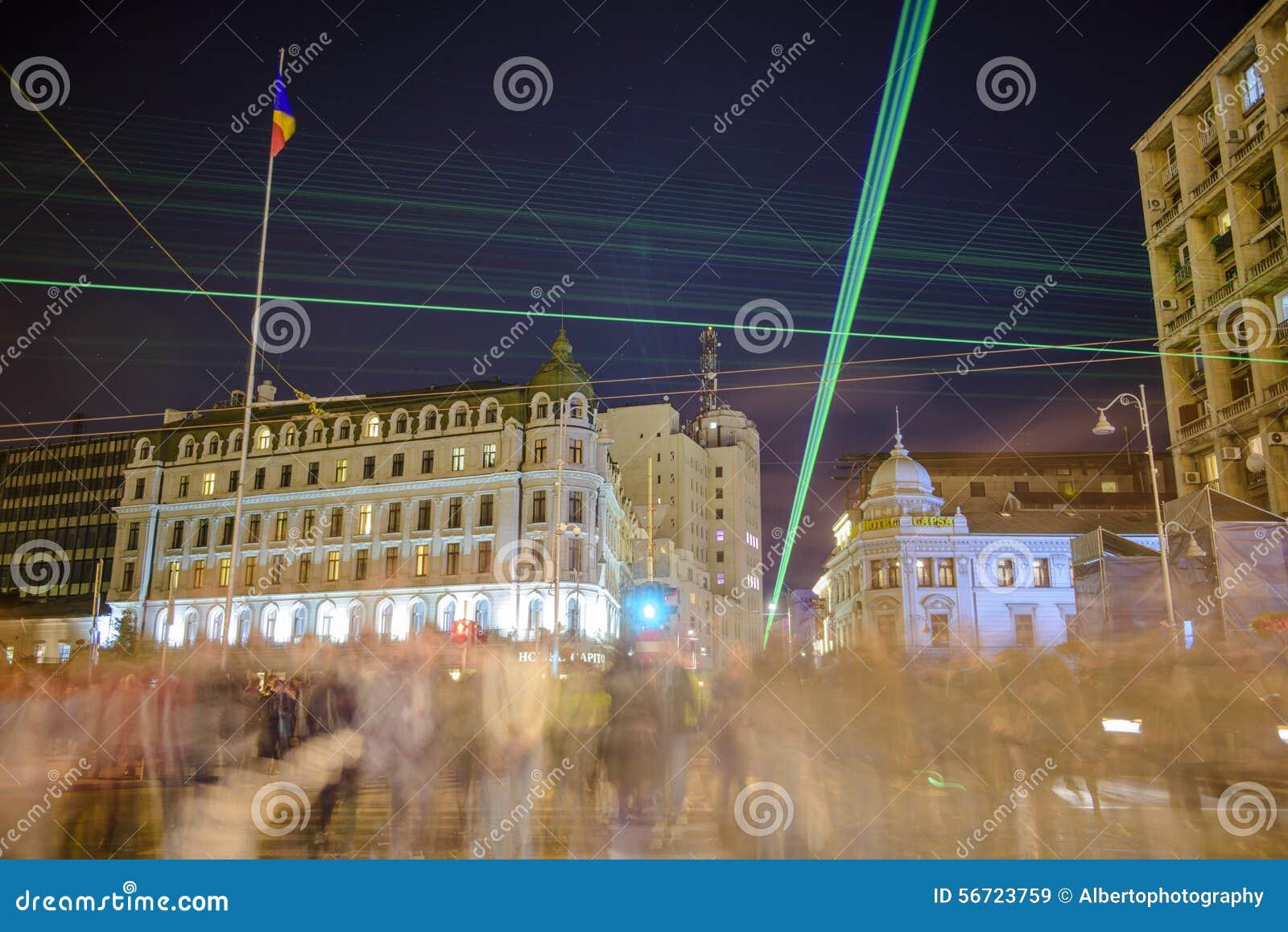 Bucharest - Calea Victoriei