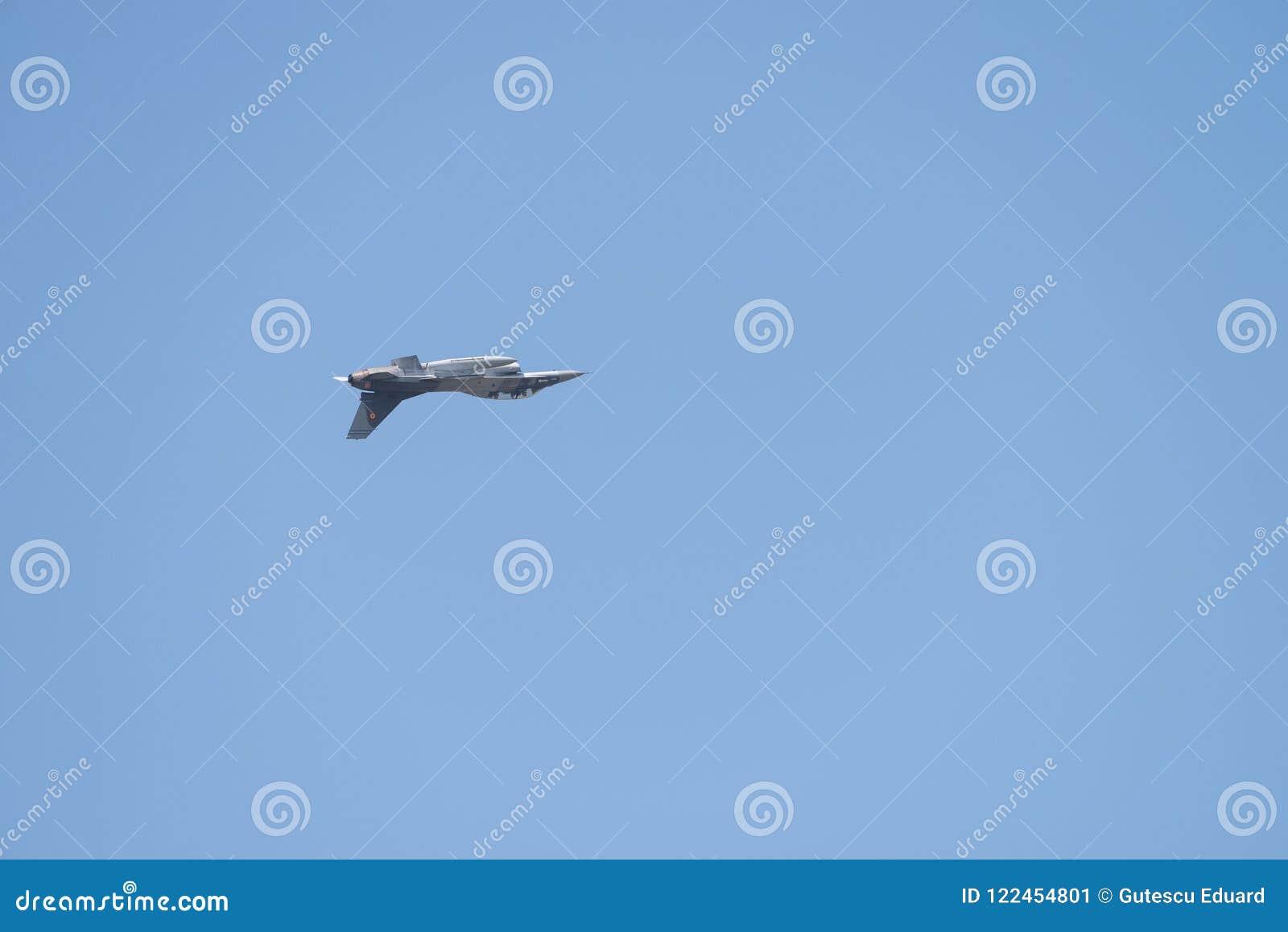 Bucharest international air show BIAS, F16 aerobatic team