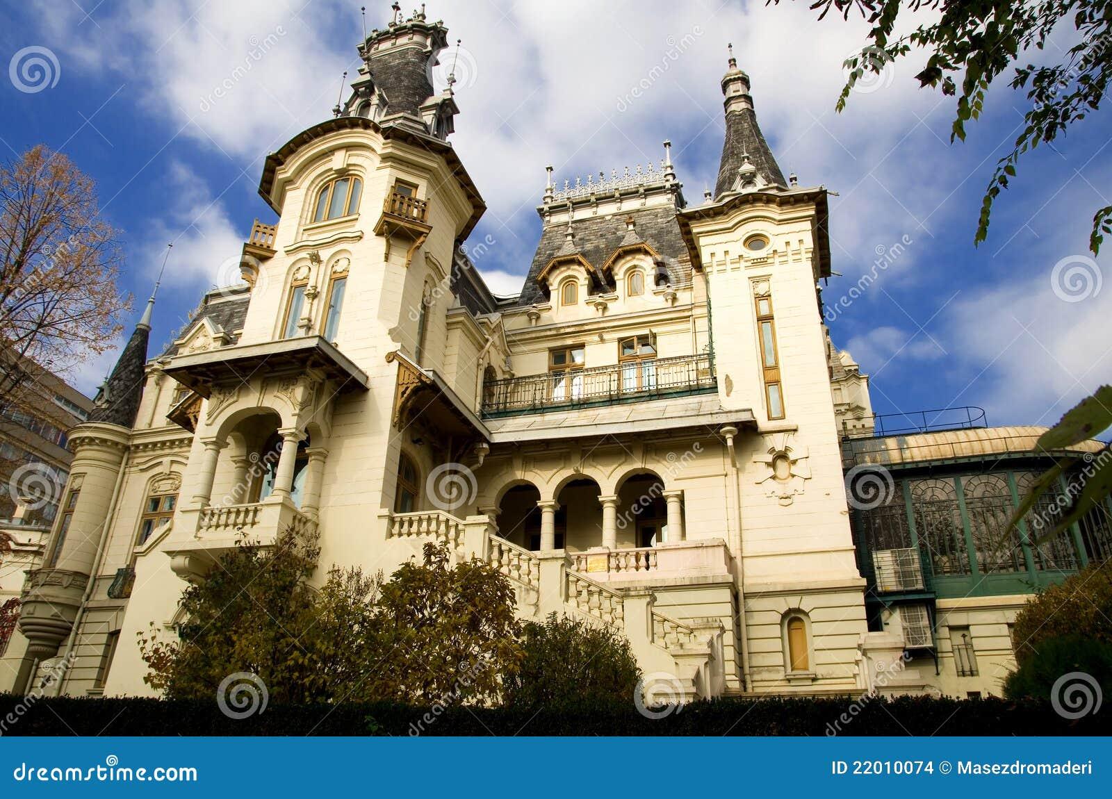 Bucharest - Kretzulescu Palace