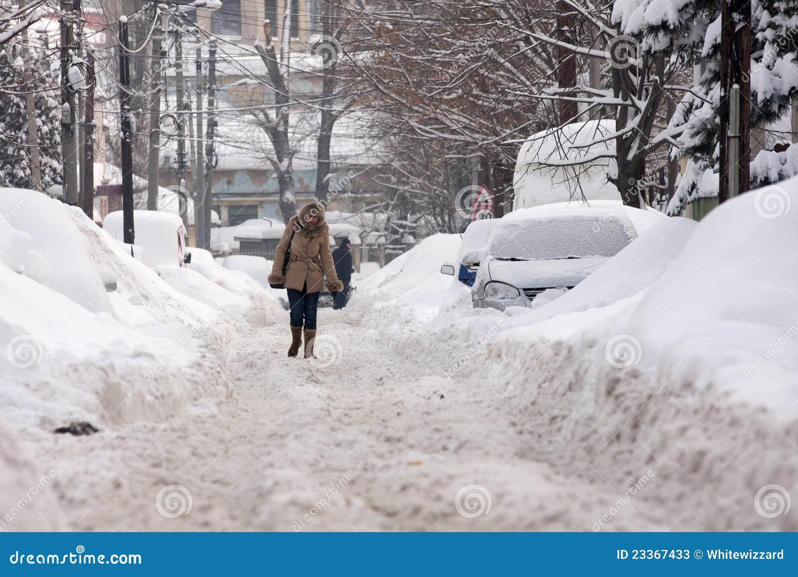 Bucharest Romania February 14 Weather Anomalies Editorial Stock Photo Image Of Transportation Anomalies 23367433