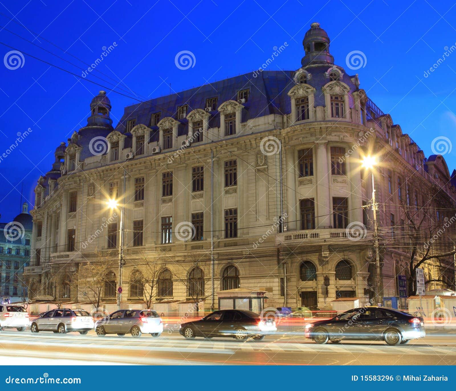 Bucharest universitetar