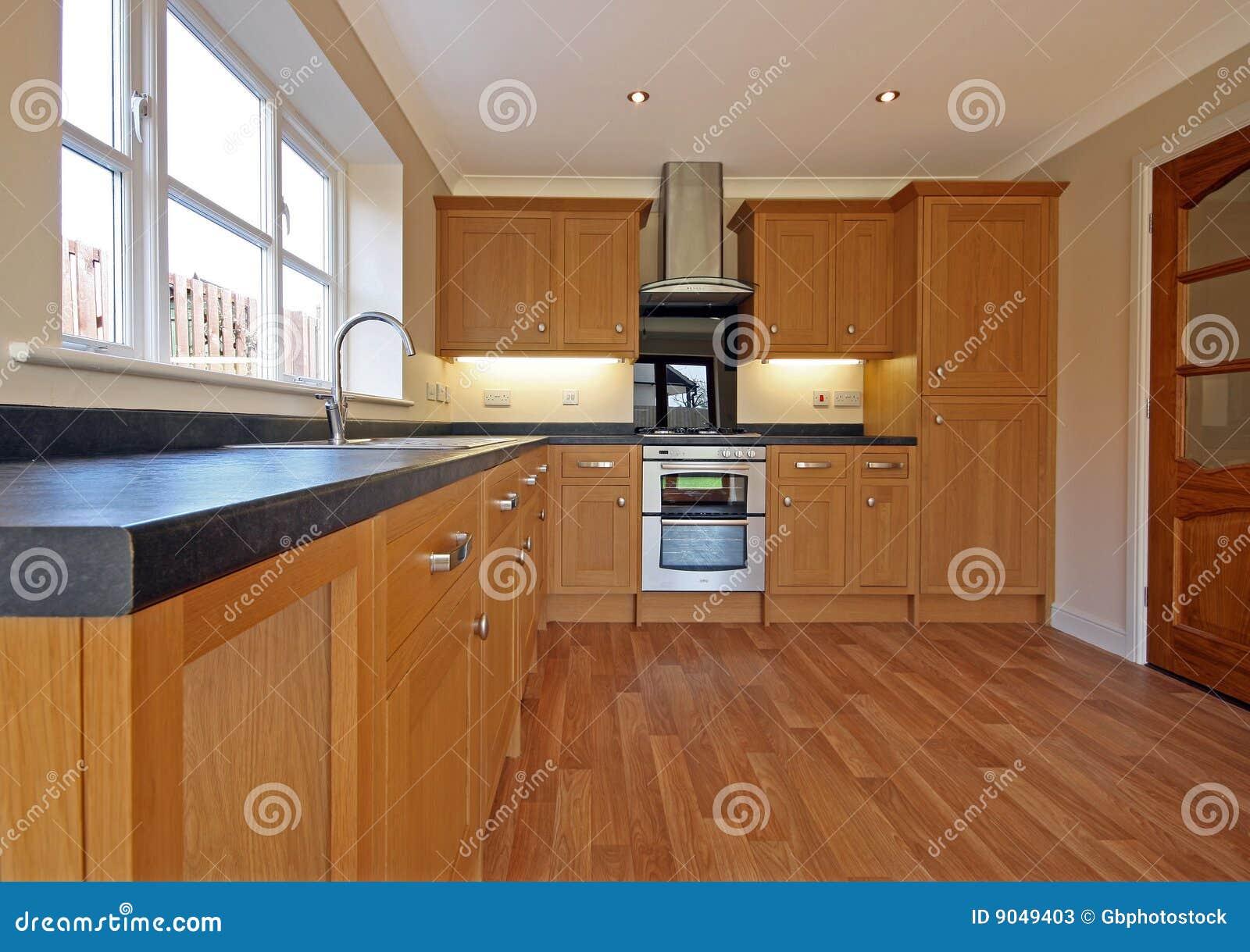 Küche buche  Buche-Küche Stockfotos - Bild: 9049403