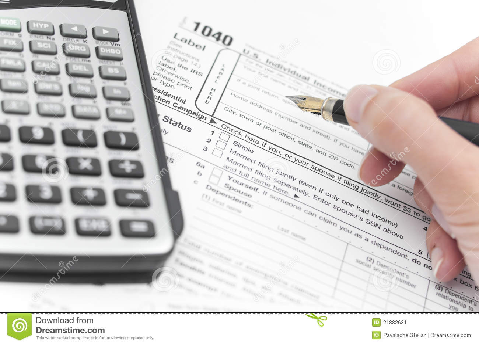 Buchhaltungsteuern
