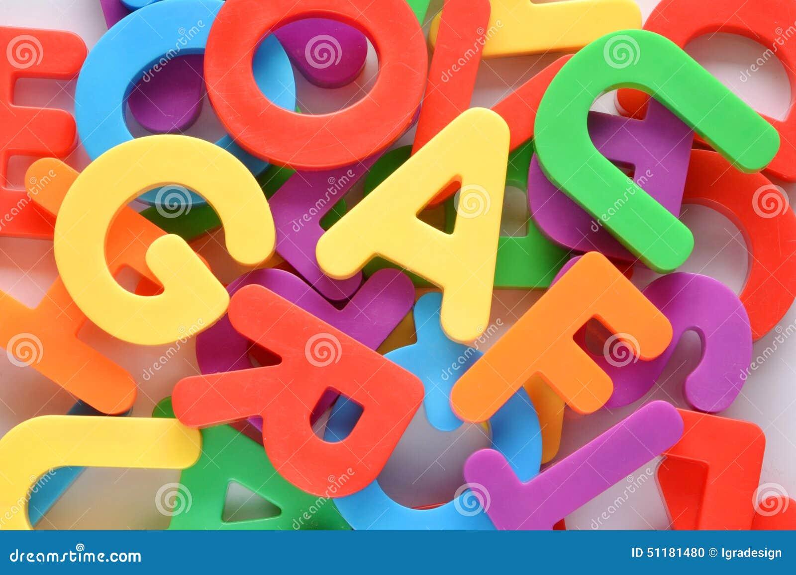 buchstaben stockfoto bild von learn gelb bunt alphabet