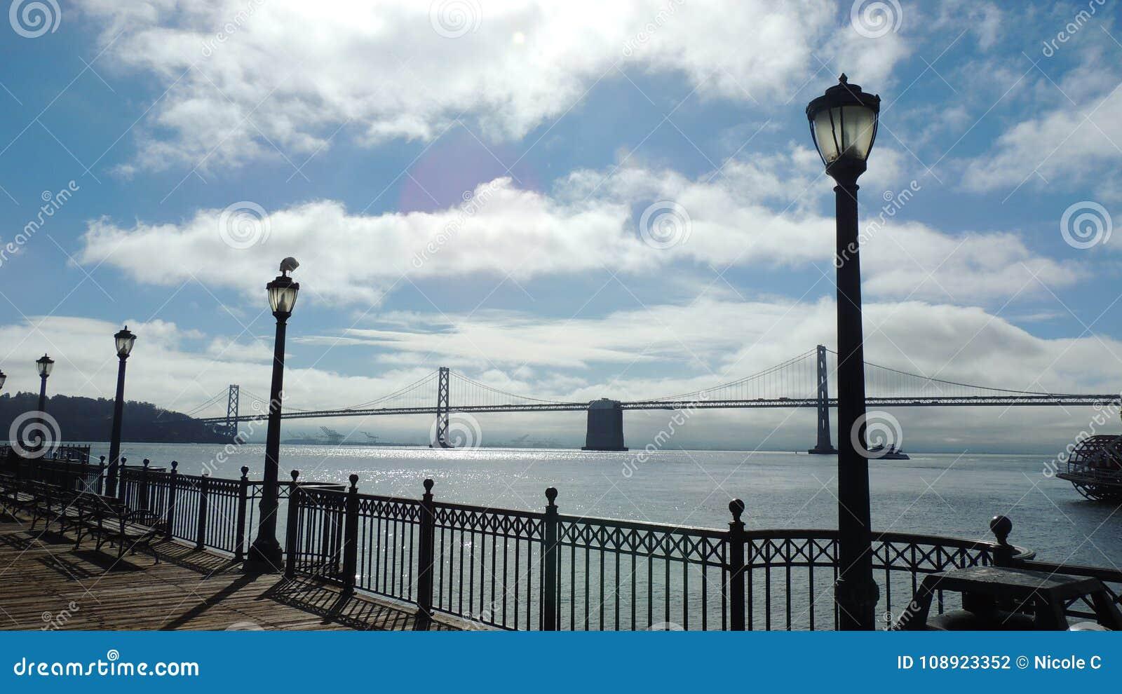 Bucht-Brücke