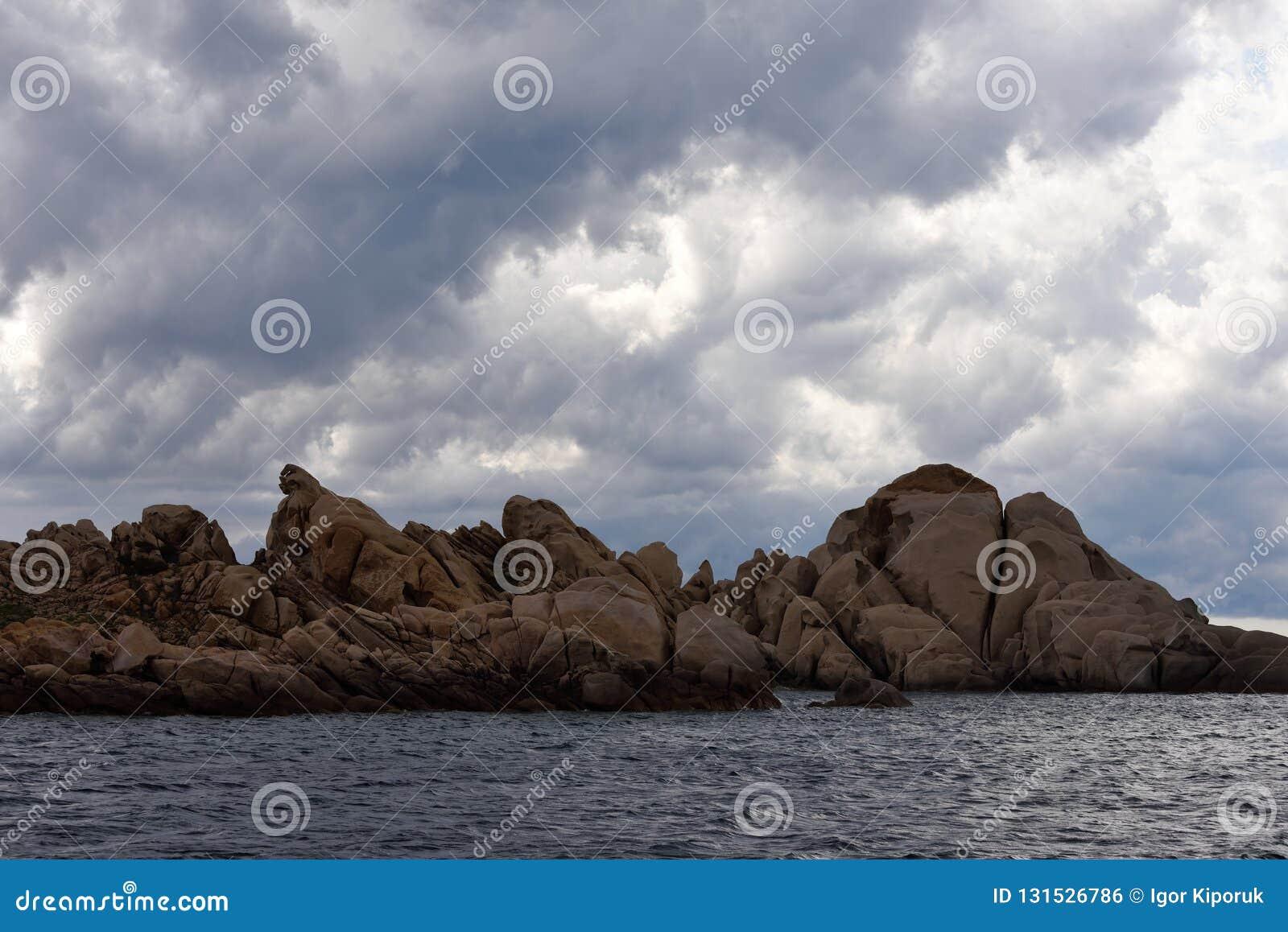 Bucht Scoglio Bianco