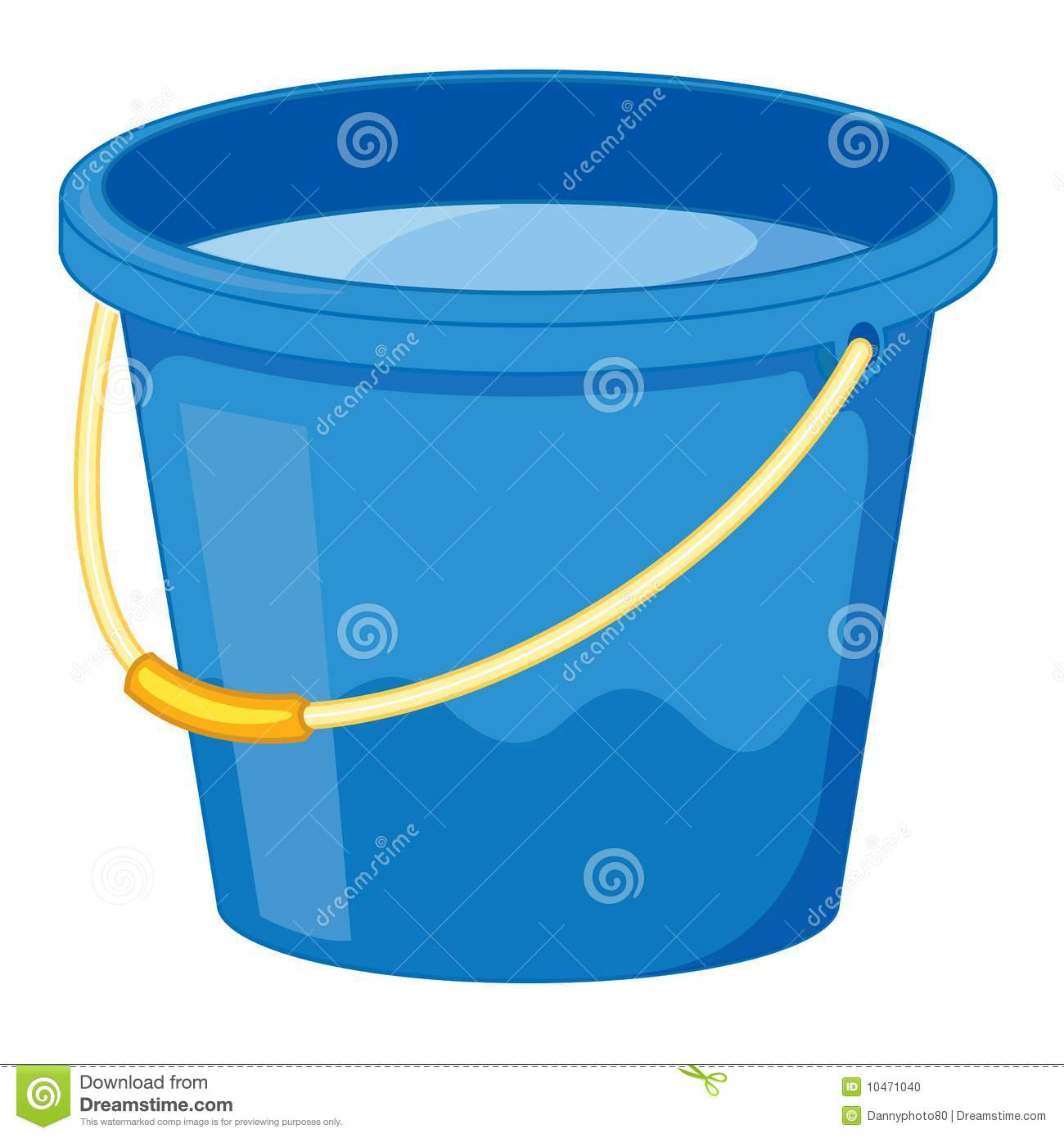 Bucket Stock Photo  Image: 10471040