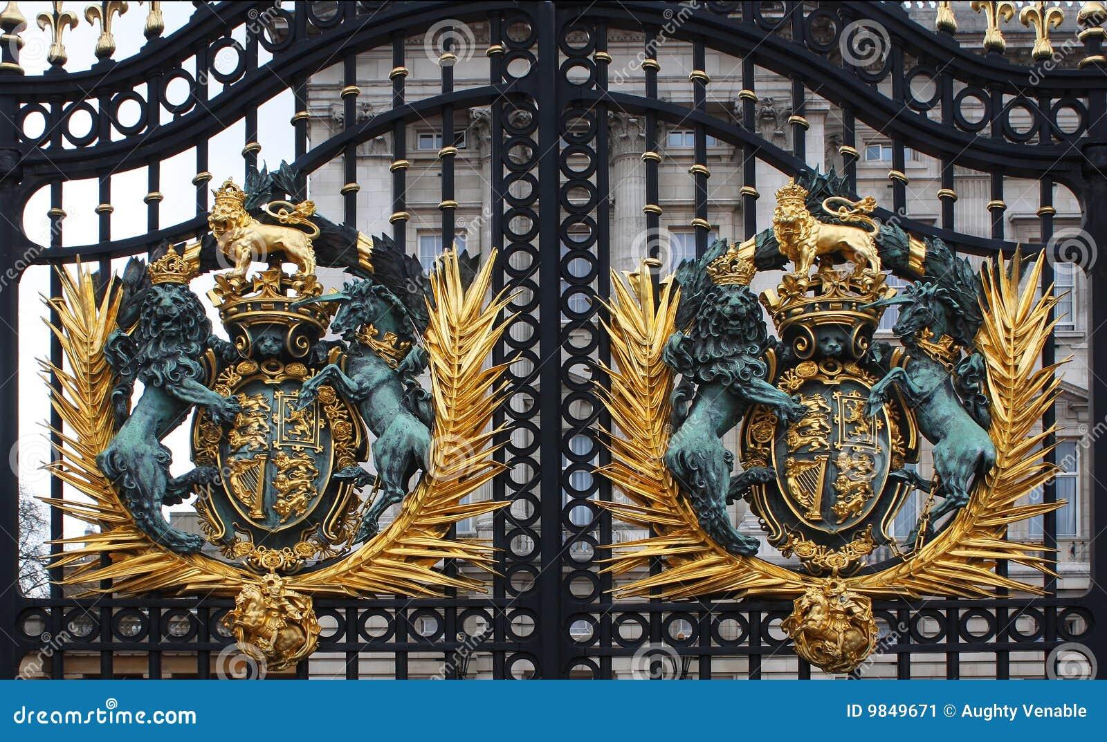 Buckingham gates slotten
