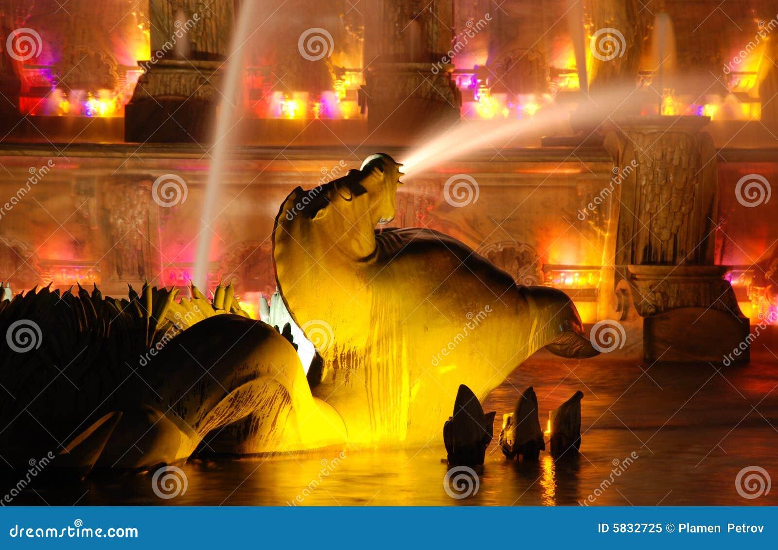 Buckingham Memorial Fountain
