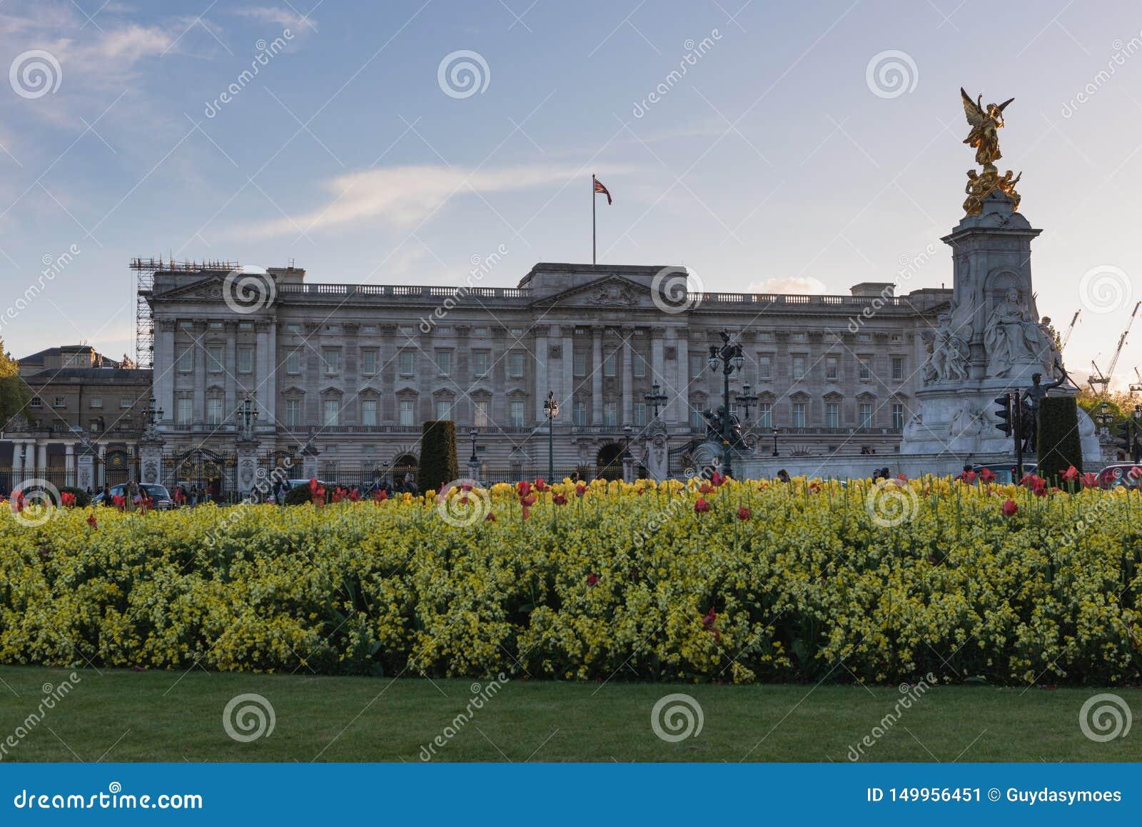 Buckingham Palace del resultado del conocimiento - Londres