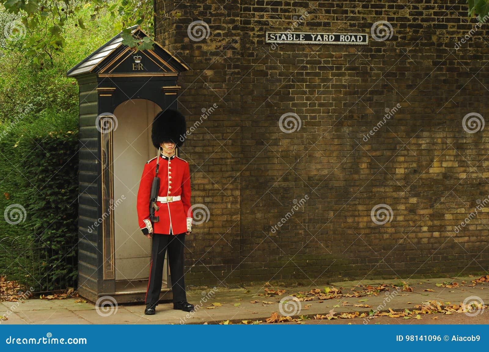 Buckingham Palace, Londres central, Reino Unido - 30 de setembro de 2012