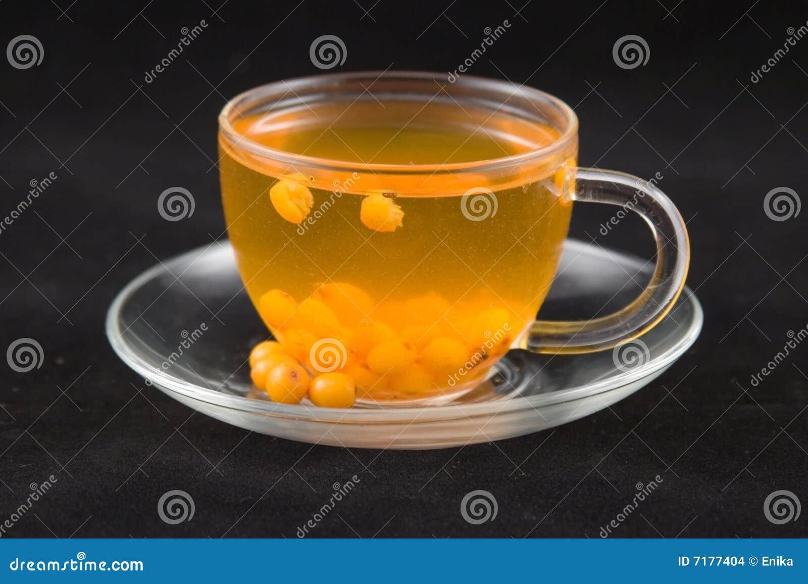 Buckthorn τσάι θάλασσας